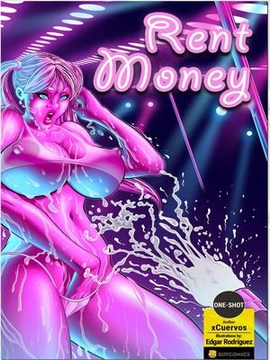 Porn Comics - xCuervos- Rent Money free Porn Comic