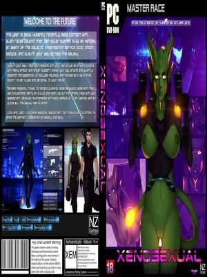 Porn Comics - Xenosexual- Mass Effect free Porn Comic