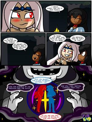 Xierra099- Bright Darkness free Porn Comic