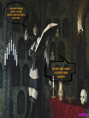 Porn Comics - Xnassyx- Wrong Spell free Porn Comic
