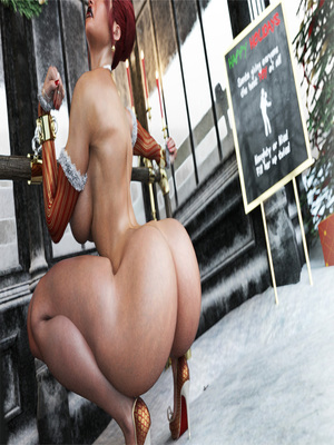 3D Porn Comics XXXmas Donations- Zz2tommy Porn Comic 07
