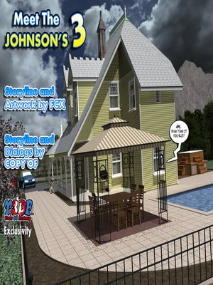 Y3DF Comics Y3DF – Meet The Johnson's 3 Porn Comic 01