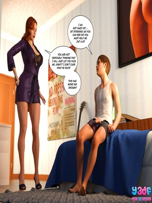 Porn Comics - Y3DF- Bad Boss Chapter 02 Porn Comic