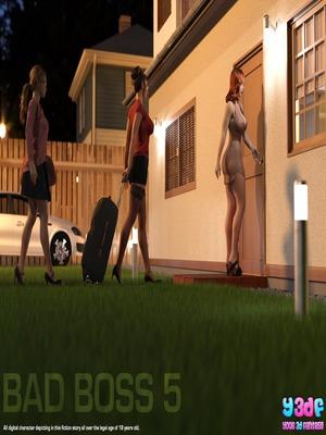 Porn Comics - Y3DF- Bad Boss 5 free Porn Comic