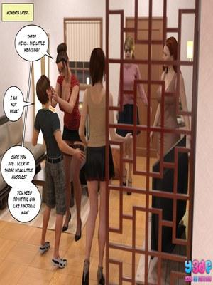 Y3DF Comics Y3DF- Bad Boss 5 Porn Comic 03