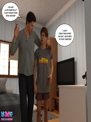 Y3DF Comics Y3DF- Bad Boss 5 Porn Comic 65