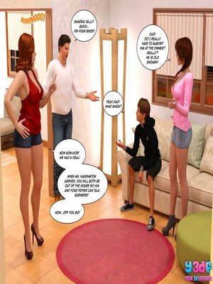 Y3DF- Bad Boss Chapter 01 Porn Comic sex 02