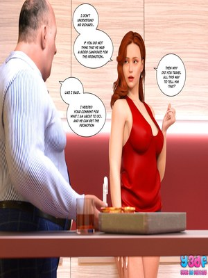 Y3DF- Bad Boss Chapter 01 Porn Comic sex 13