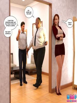 Y3DF- Bad Boss Chapter 01 Porn Comic sex 51