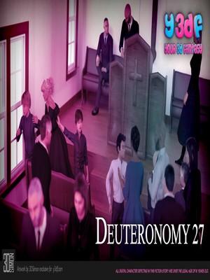 Porn Comics - Y3DF- Deuteronomy 2 free Porn Comic