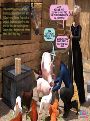 Y3DF Comics Y3DF- Deuteronomy-3DSimon Porn Comic 02