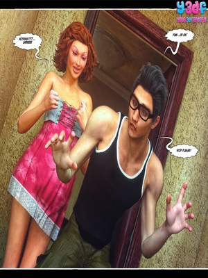 Y3DF Comics Y3DF- Don't Leave Him Porn Comic 17