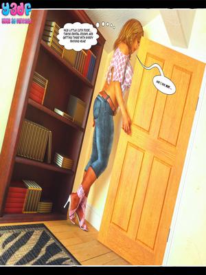 Y3DF Comics Y3DF- Don't Leave Him Porn Comic 25