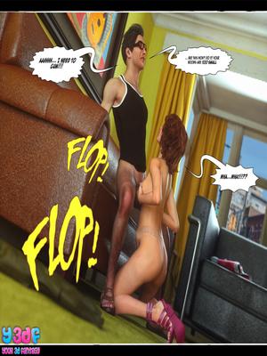 Y3DF Comics Y3DF- Don't Leave Him Porn Comic 30