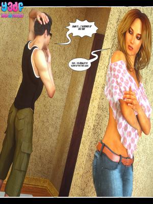 Y3DF Comics Y3DF- Don't Leave Him Porn Comic 34