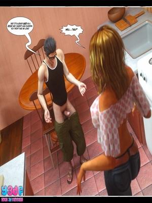 Y3DF Comics Y3DF- Don't Leave Him Porn Comic 53