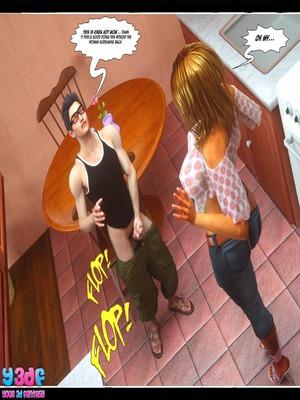 Y3DF Comics Y3DF- Don't Leave Him Porn Comic 55