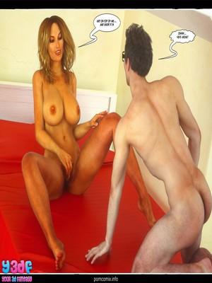 Y3DF Comics Y3DF- Don't Leave Him Porn Comic 81