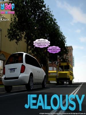 Porn Comics - Y3DF- Jealousy free Porn Comic