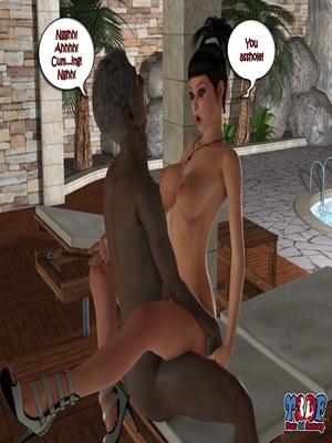Y3DF-No you shouldn't Porn Comic sex 84