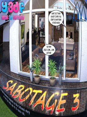 Y3DF Comics Y3DF- Sabotage 3 Porn Comic 01