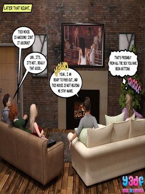 Y3DF Comics Y3DF- Sabotage 3 Porn Comic 48