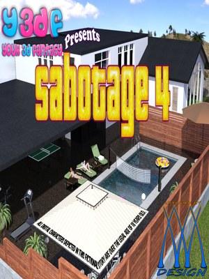 Porn Comics - Y3DF- Sabotage 4 Porn Comic