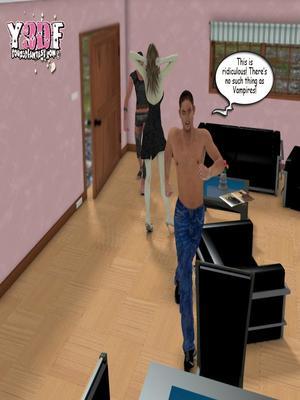 Y3DF Comics Y3DF- Spermpire Porn Comic 11