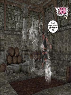 Y3DF Comics Y3DF- Spermpire Porn Comic 31