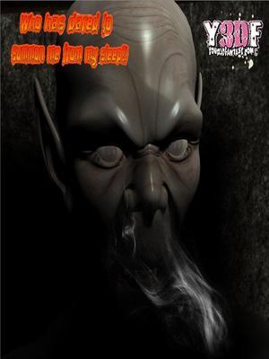 Y3DF Comics Y3DF- Spermpire Porn Comic 33