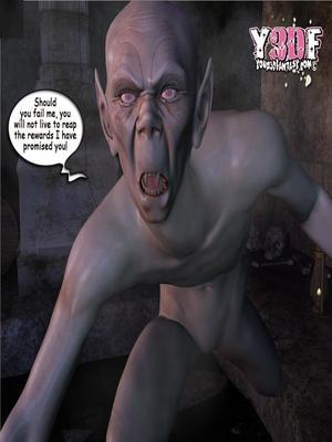 Y3DF Comics Y3DF- Spermpire Porn Comic 36