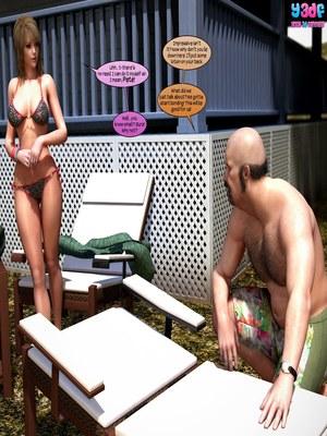 Y3DF Comics Y3DF- Strangers in a StrangeLand Porn Comic 36