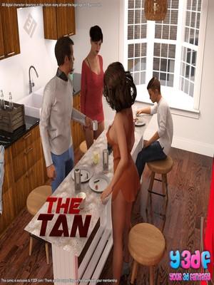 Porn Comics - Y3DF- The Tan free Porn Comic