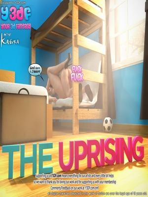 Y3DF Comics Y3DF- The Uprising Porn Comic 02