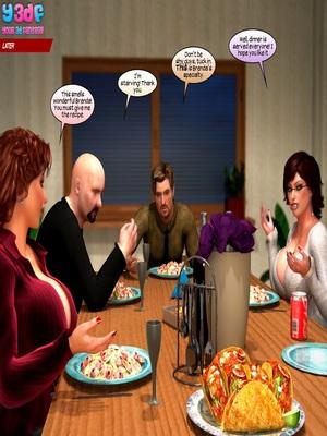 Y3DF Comics Y3DF- The Uprising Porn Comic 52