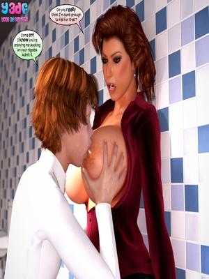 Y3DF Comics Y3DF- The Uprising Porn Comic 68