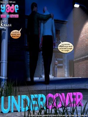 Porn Comics - Y3DF- Undercover Porn Comic