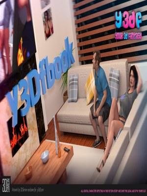 Porn Comics - Y3DF- Y3dfbook Porn Comic