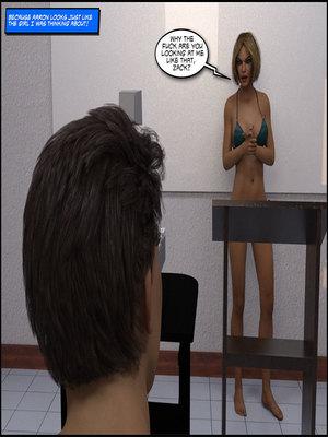 3D Porn Comics Zack Powers 1 & 2- TGTrinity Porn Comic 09