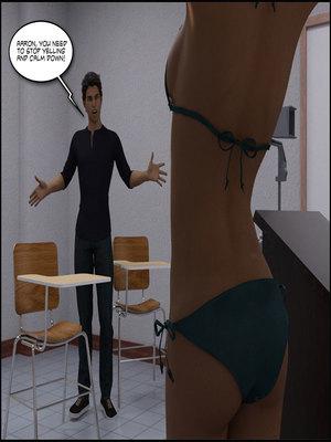 3D Porn Comics Zack Powers 1 & 2- TGTrinity Porn Comic 16