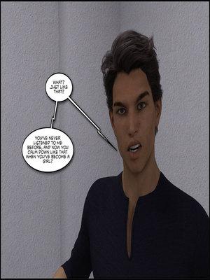 3D Porn Comics Zack Powers 1 & 2- TGTrinity Porn Comic 18