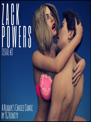 3D Porn Comics Zack Powers 1 & 2- TGTrinity Porn Comic 31