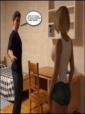 3D Porn Comics Zack Powers 1 & 2- TGTrinity Porn Comic 35