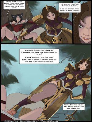 Zaunderground- A New Dawn free Porn Comic thumbnail 001