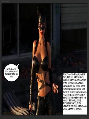3D Porn Comics Zuleyka – Ultragirl Vs Futakitty- Affect3D Porn Comic 03