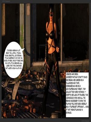 3D Porn Comics Zuleyka – Ultragirl Vs Futakitty- Affect3D Porn Comic 04