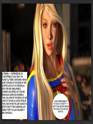 3D Porn Comics Zuleyka – Ultragirl Vs Futakitty- Affect3D Porn Comic 05