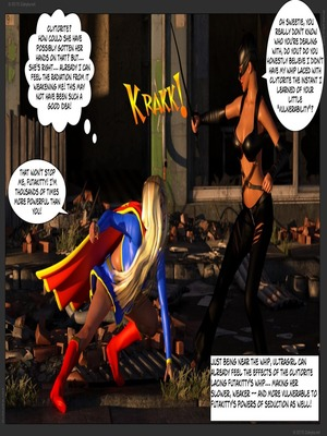 3D Porn Comics Zuleyka – Ultragirl Vs Futakitty- Affect3D Porn Comic 07