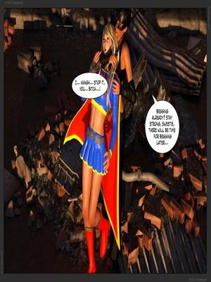 3D Porn Comics Zuleyka – Ultragirl Vs Futakitty- Affect3D Porn Comic 11