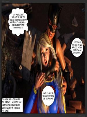 3D Porn Comics Zuleyka – Ultragirl Vs Futakitty- Affect3D Porn Comic 12
